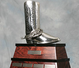Bringing back the boot.