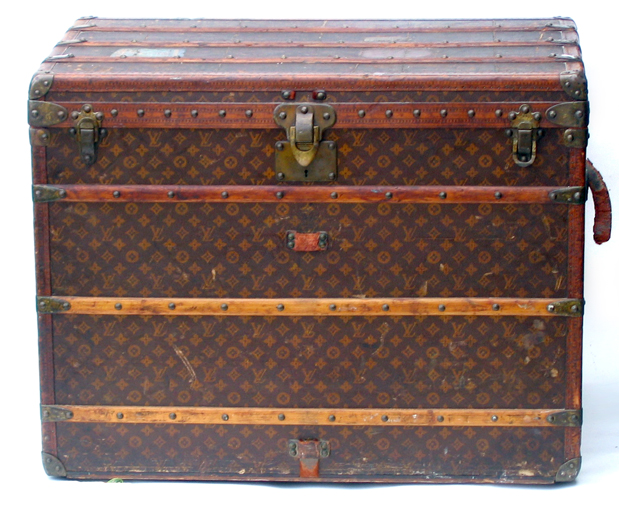 Time to pull out the old steamer trunk.