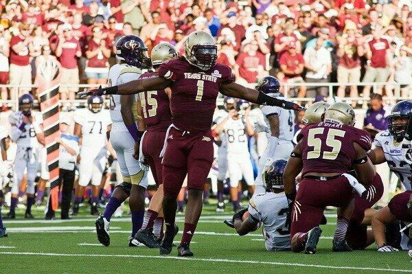 Don't be offended when I say you weren't as bad as we thought Texas State.