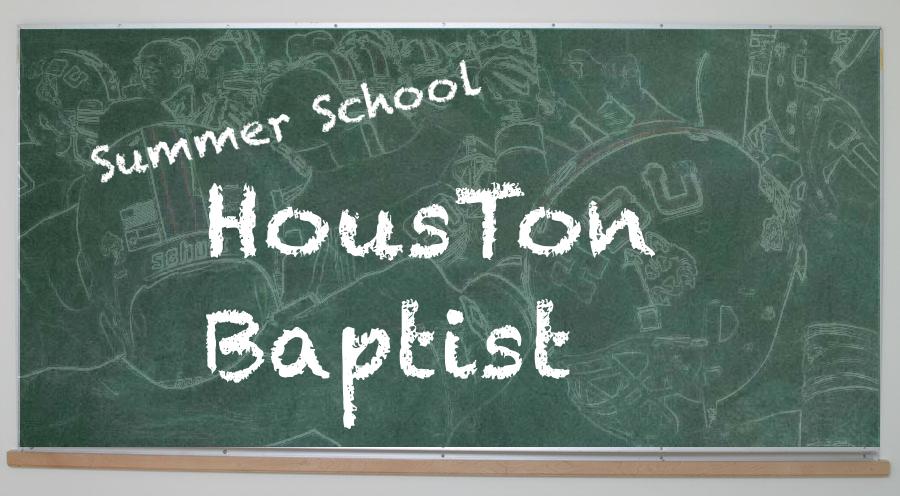 Summer School Houston Baptist The Swc Round Up