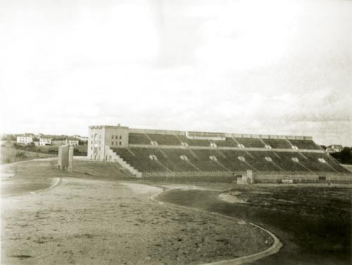Amon Carter Stadium in 1930