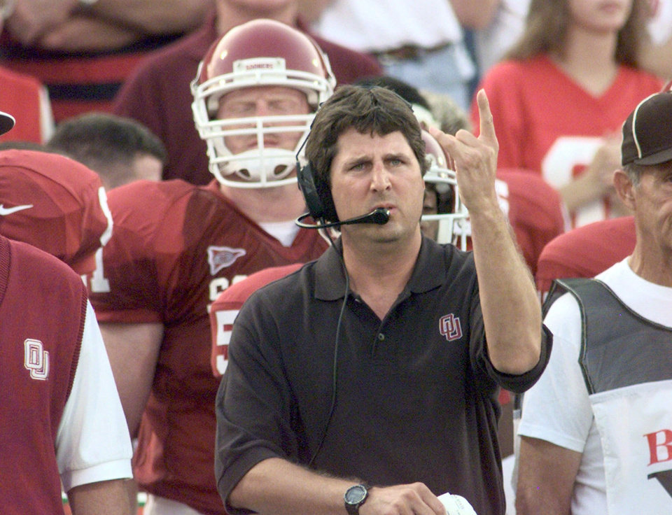 Leach at Oklahoma