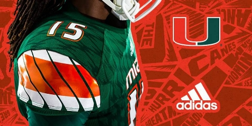 Let's go ahead and ruin iconic uniforms with barbed wire and feather stripes.