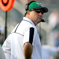 Things didn't go smoothly at North Texas.