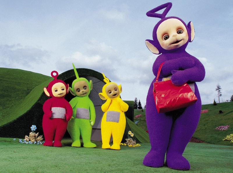 First they came for Tinky Winky.
