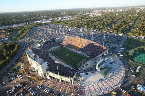 Baylor Stadium/Floyd Case Stadium