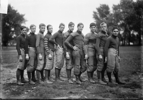 The 1902 Texas State Bobcats