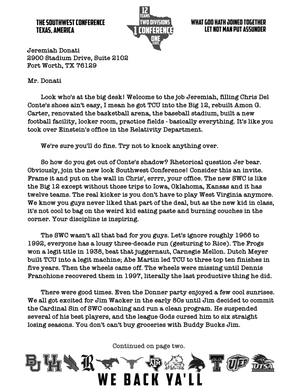 Open Letter page one TCU.png