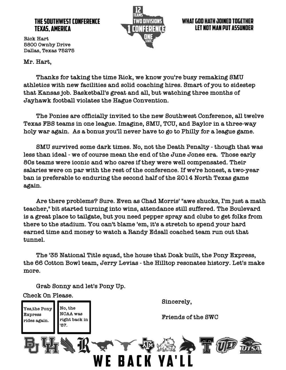 Open Letter page one SMU.png