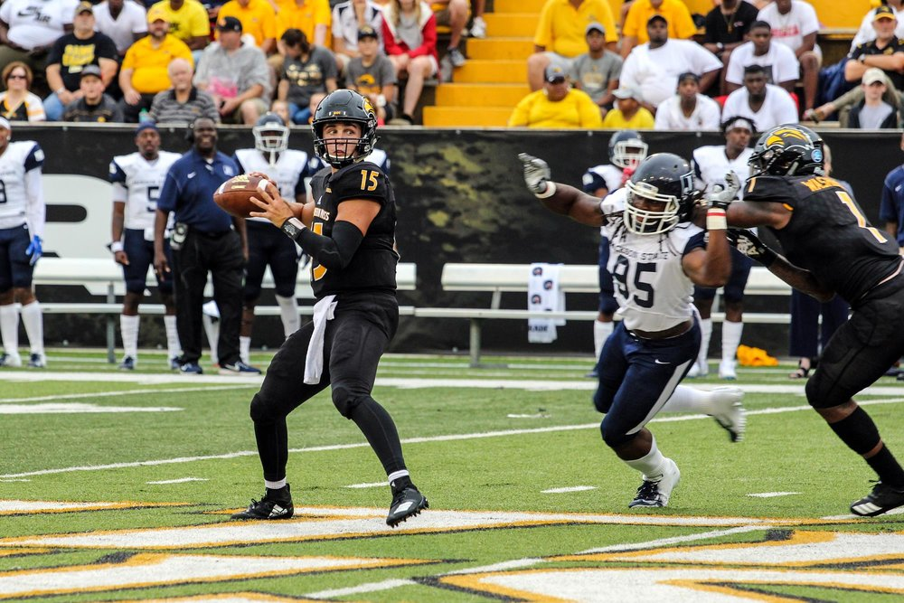 Jack Abraham ( Southern Miss Athletics )