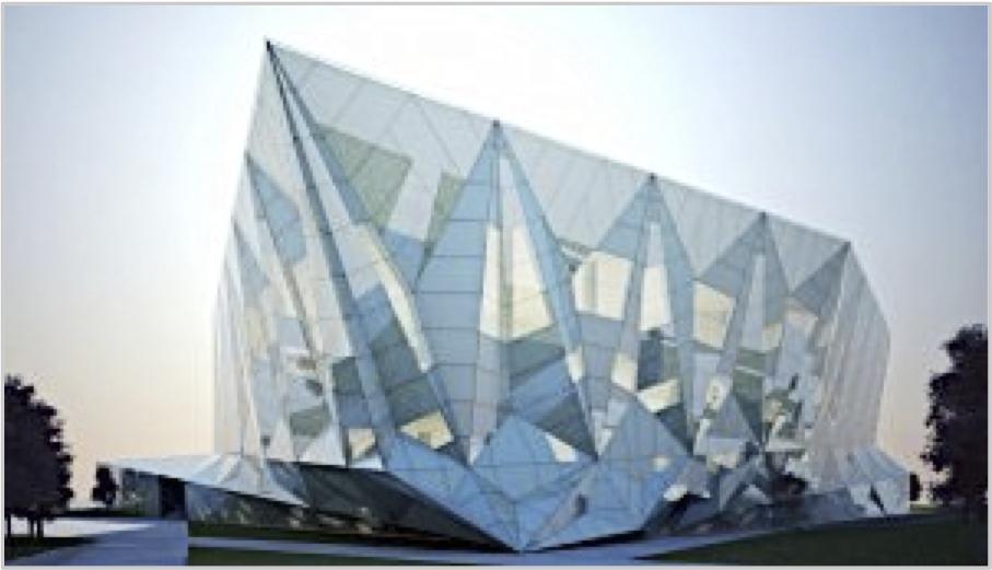 City Library, Datong, China