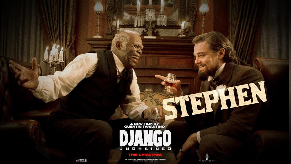 The best part of Django Unchained, Samuel L. Jackson!