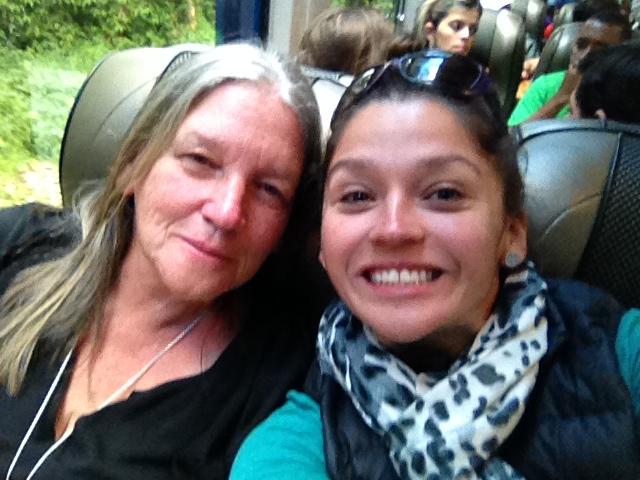 Co- Directors- Virginia McNair (left) Celeste Reyes ( right)