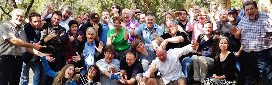 Wizard of Ads® Inc Marketing Group - Partner meeting 2014, Austin Texas