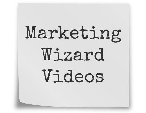 Marketing Wizard Videos