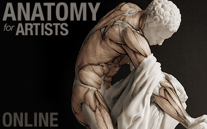 Scott Eaton's brilliant anatomy course for digital artists.