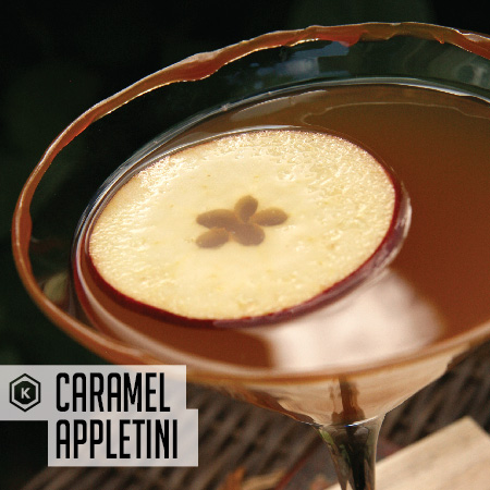 It S Kriativ Caramel Appletini