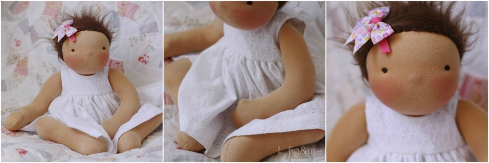 Handmade Cloth baby doll