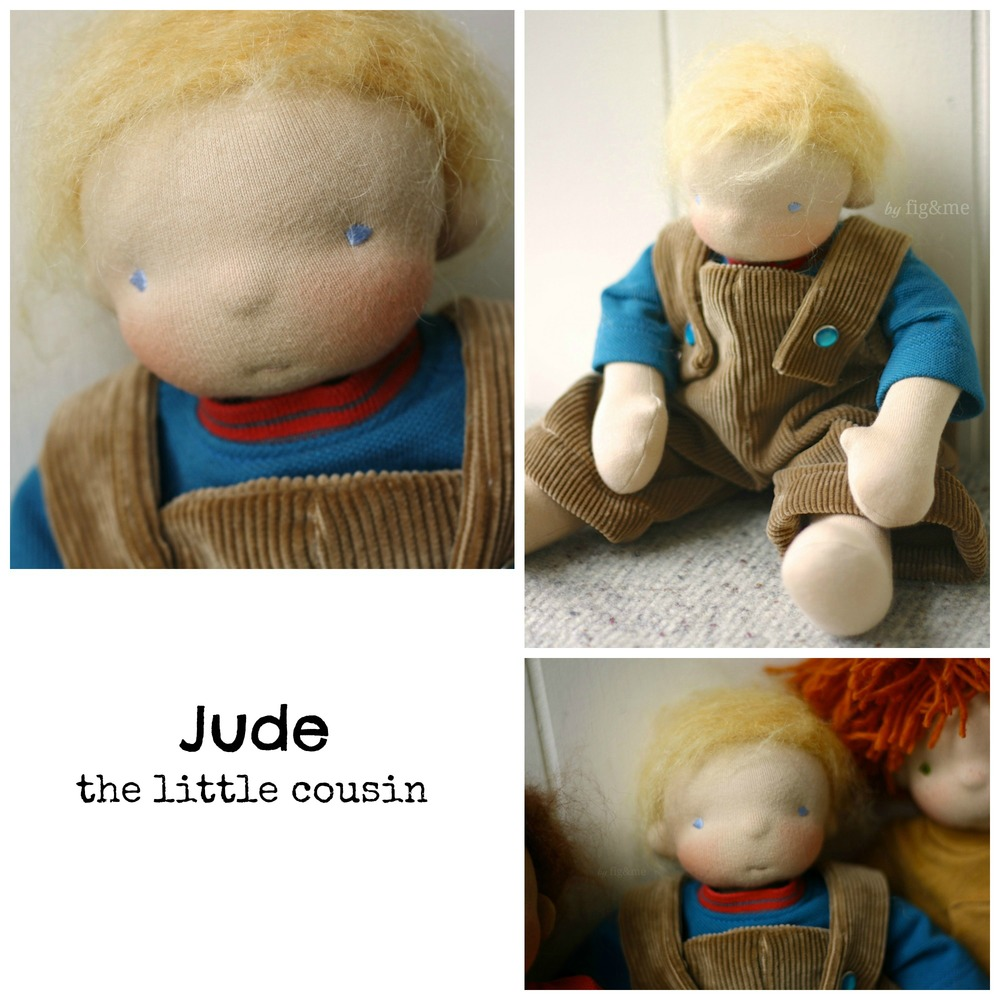 Little Jude, by Fig and me.