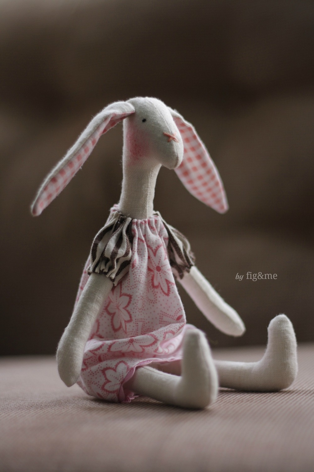 Mrs Wabbit by Fig&me.