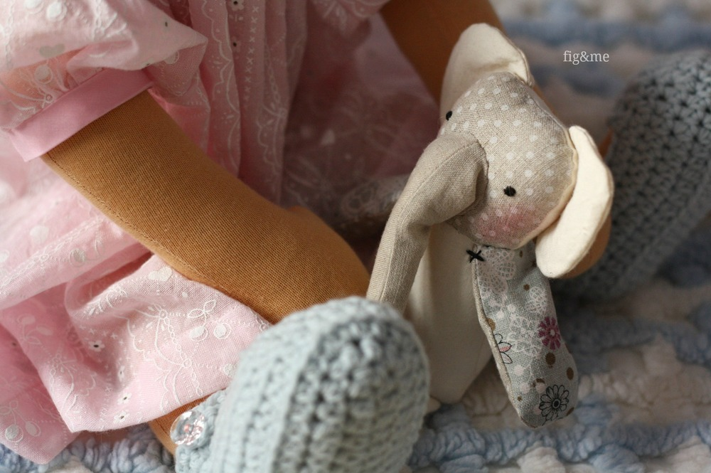 Starting your dollmaking adventure, supplies and tips to get started (via Fig&me).
