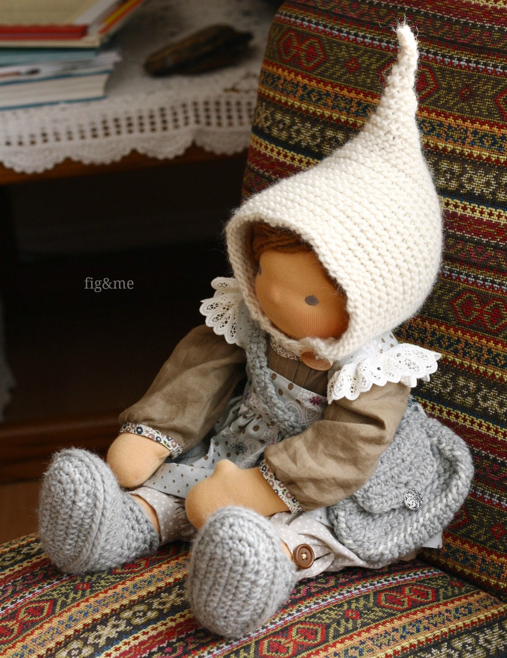 Starting Your Dollmaking Adventure, Supplies And Tips To Get Started (via  Fig And Me