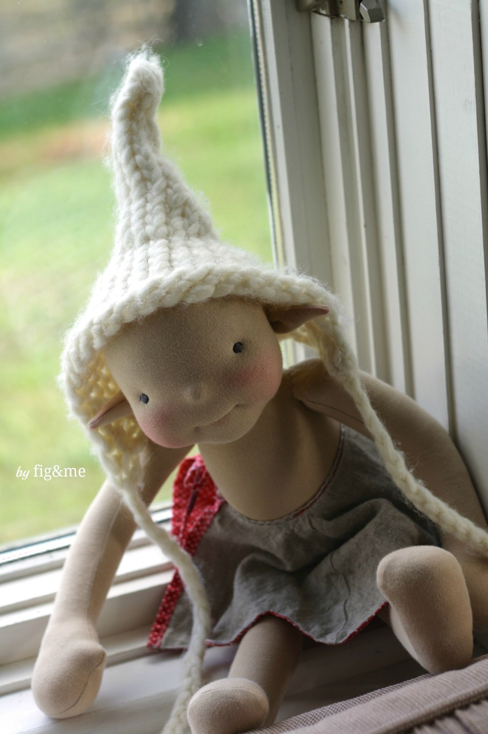 Little fairy, by Fig&me