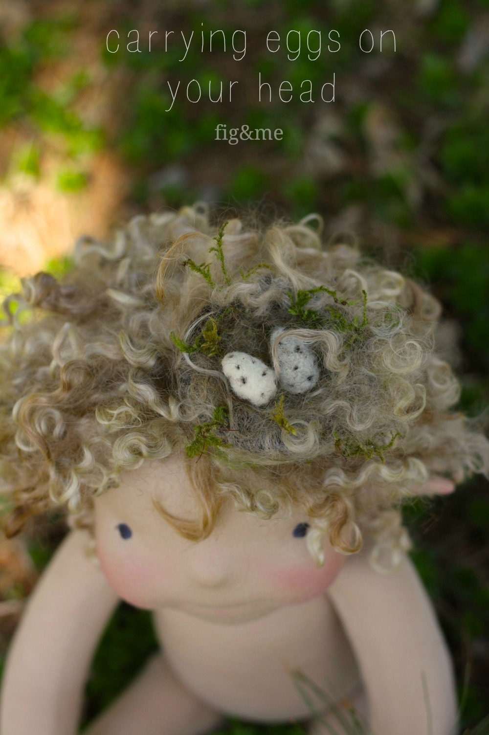 Nest full of eggs, by Fig&me