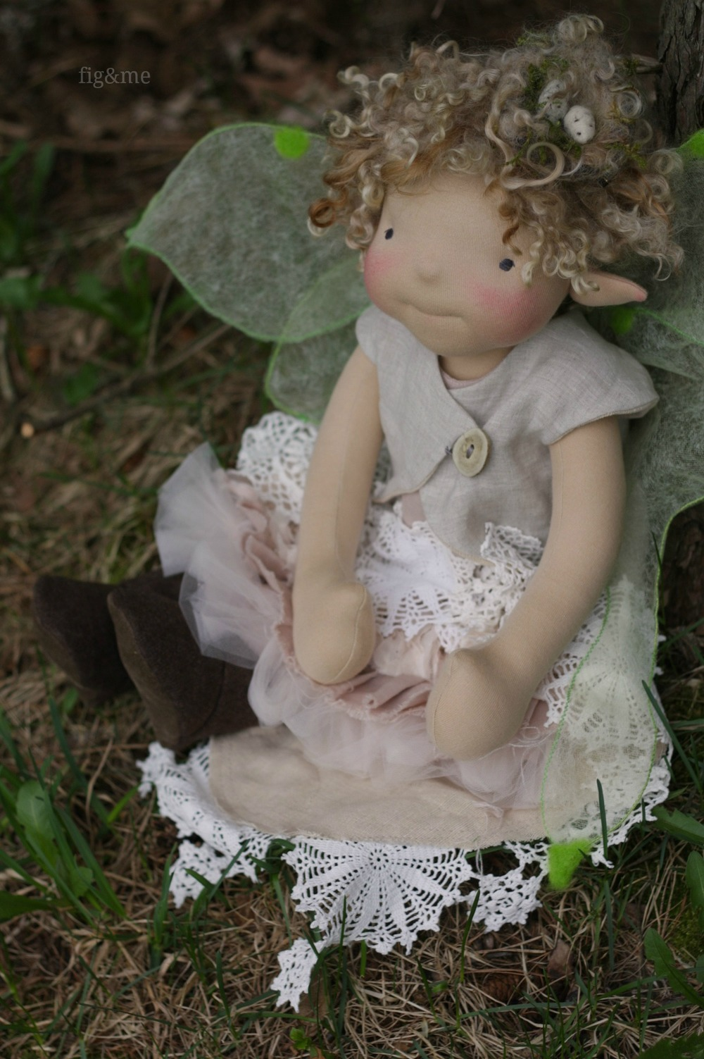 Fairy outfit, by Fig&me