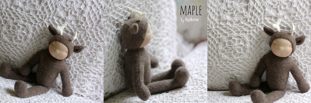 Maple by Fig and Me.