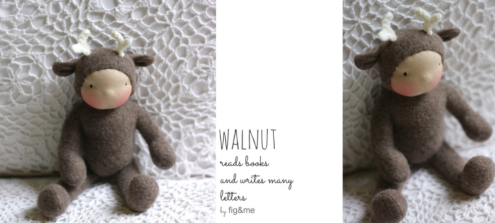 Walnut by Fig and Me.