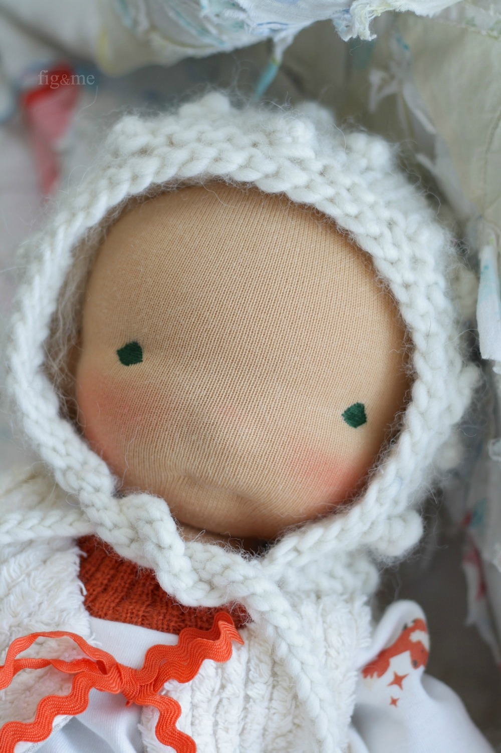 Sweet Baby Anjo, by Fig and Me.