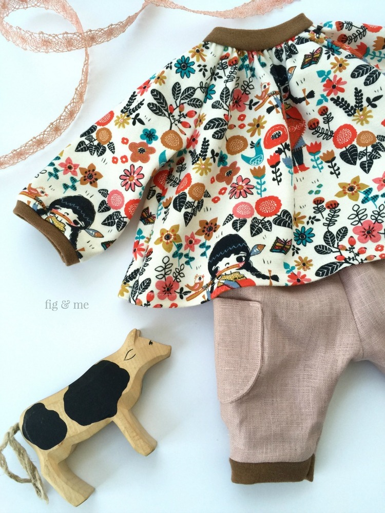 Sewing Doll Clothes Just Got A Bit Easier Fig Me