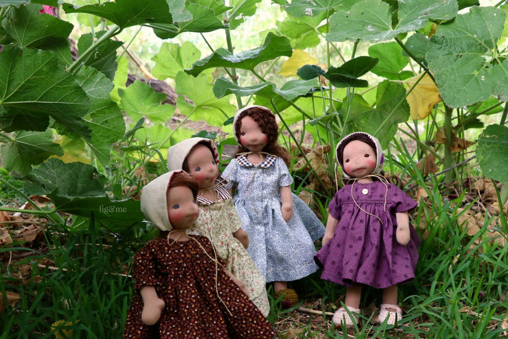 The Garden Girls.