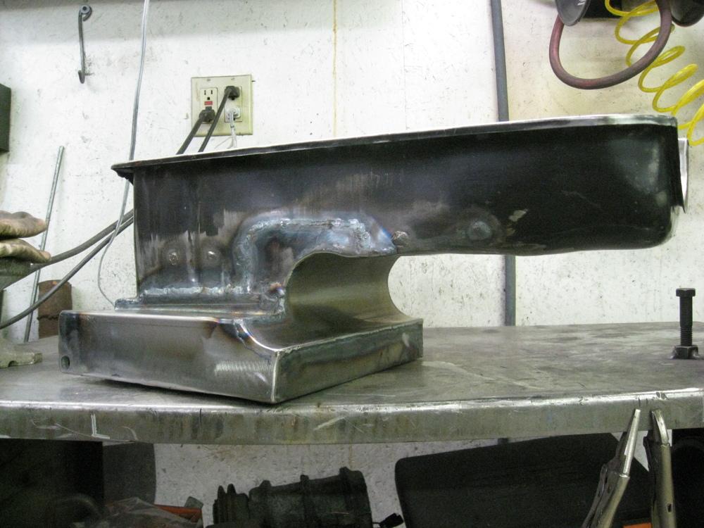 Second Gen Oil Pan
