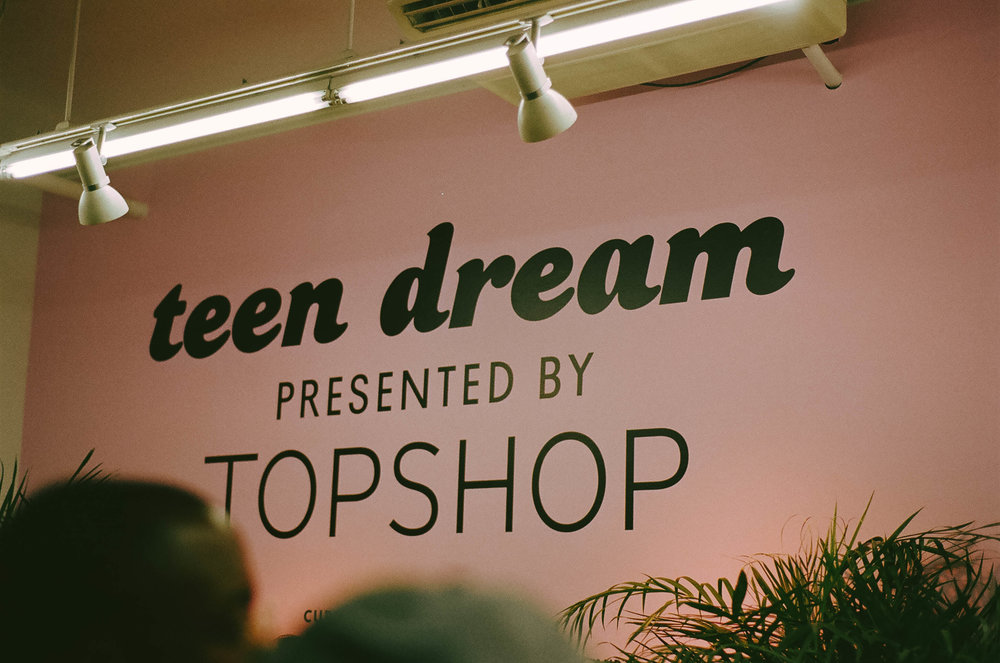 teen dream presented by topshop (film)