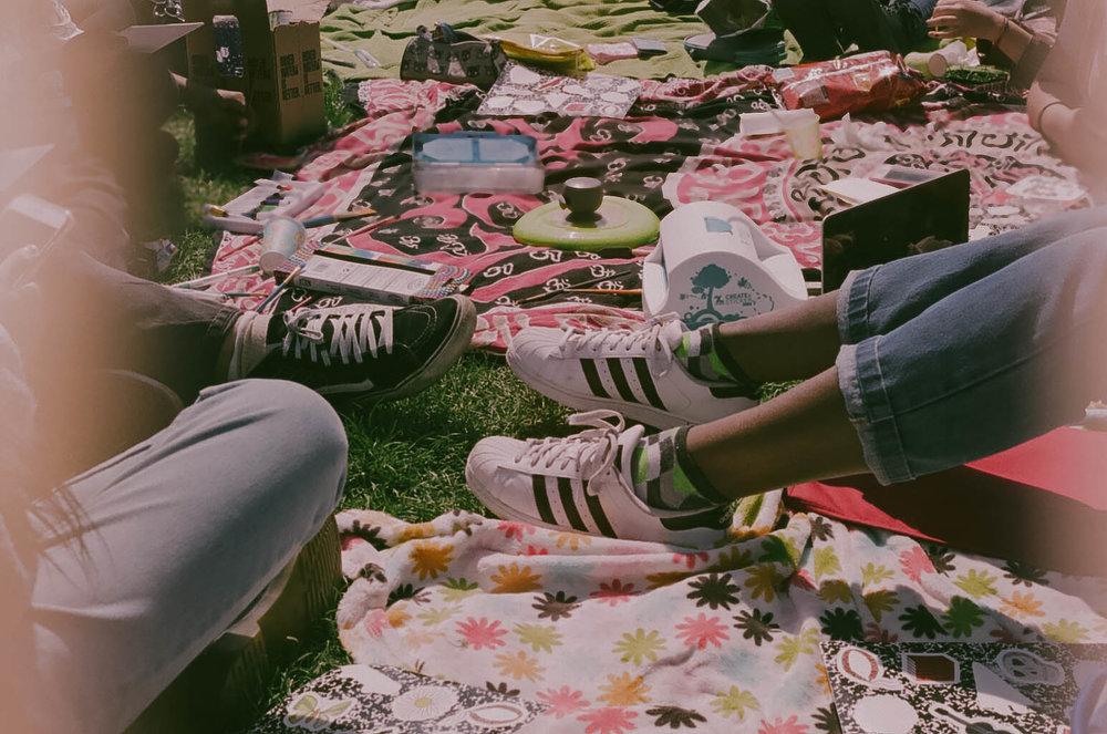 lani's art in the park i (film)