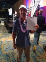 Congrats Mike - Kona 2014