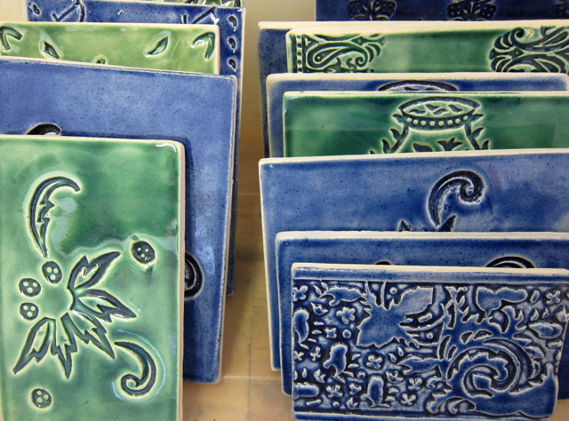 Ceramic tiles - These went fast!