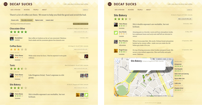 Decaf Sucks v2 Screenshots