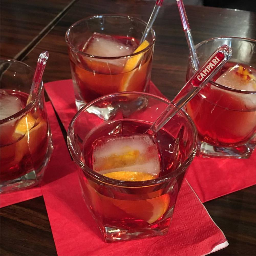 Icelab participates in National Negroni Week