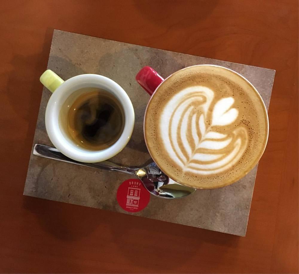 Singapore coffee on point