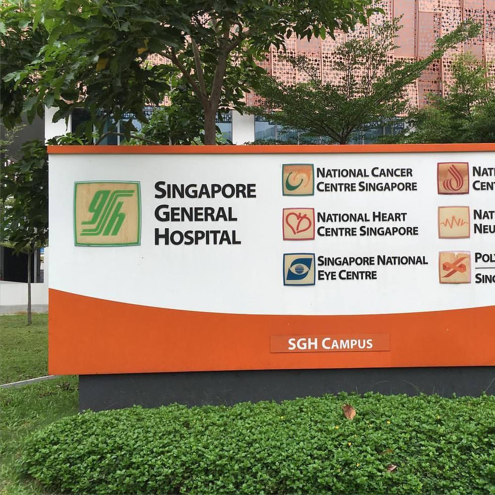 Logos of Singapore