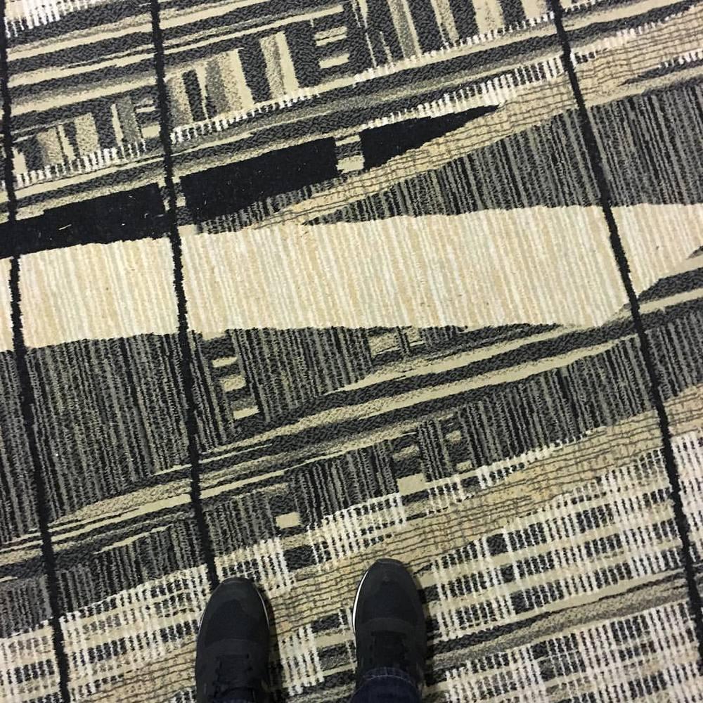 Dat Changi carpet