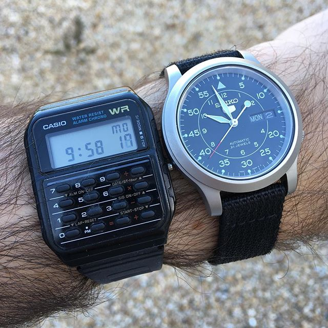 Dual time zone support  #ca53w #snk809