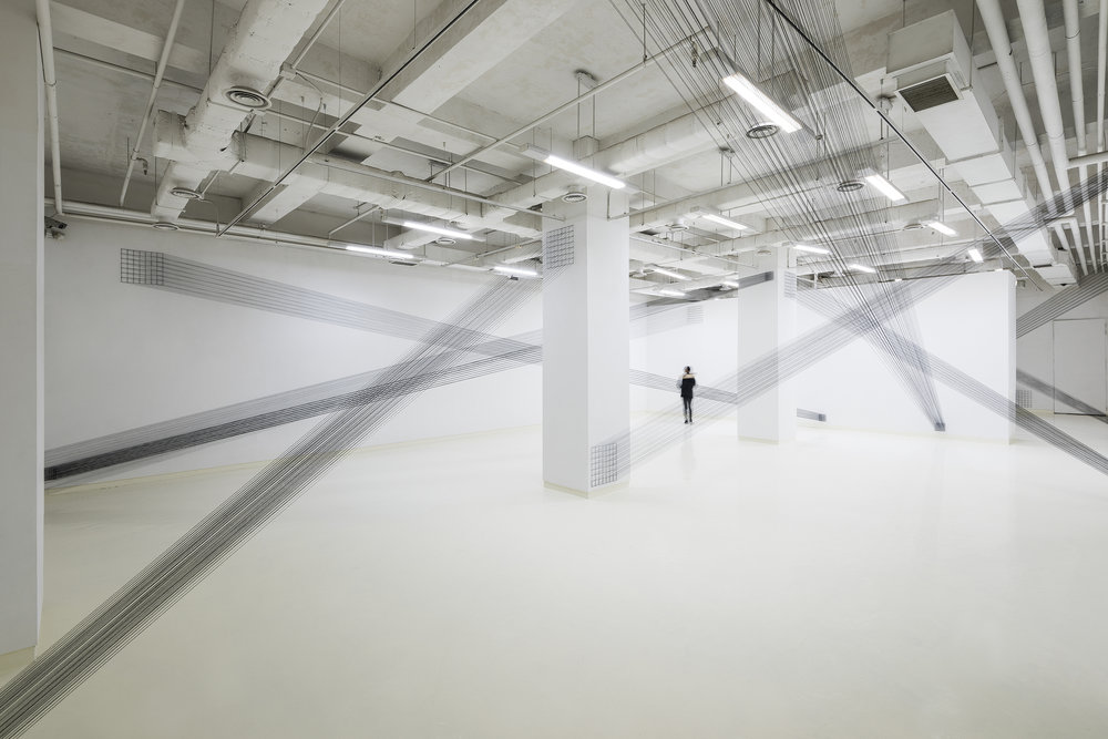 1.EunHye Kang_Passing By_Cotton yarn_Site-specific installation_2018.jpg