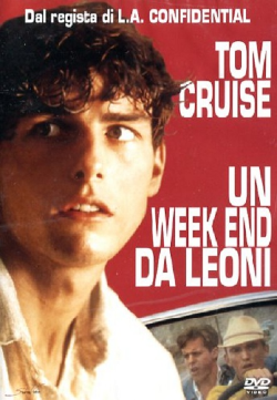"Umm...maybe? It has Tom Cruise and those other two guys are in the cast, too. But...it looks too intense. And the title ""A Weekend with Lions,"" doesn't seem quite right. (image from ahashare.com)"
