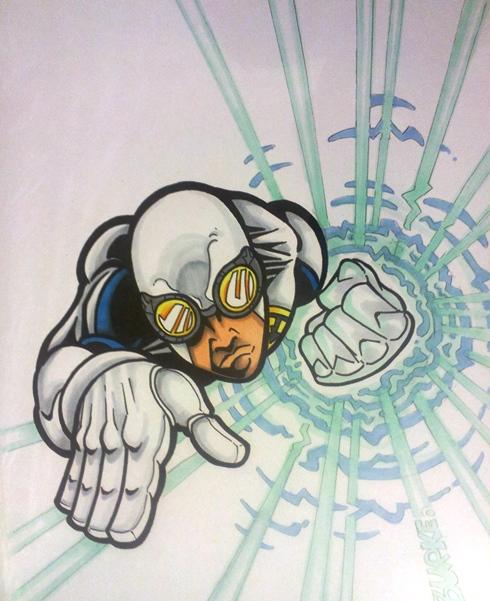 Gravity  Artist: Burke