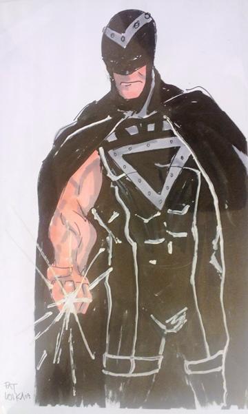 Black Hand Artist: Pat Loika