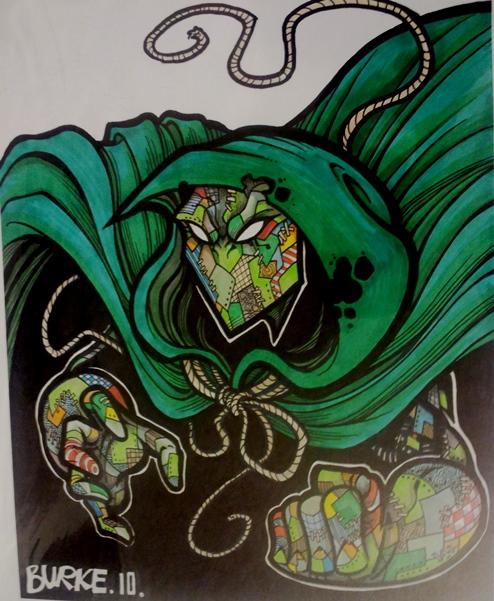 Ragman Artist: Burke